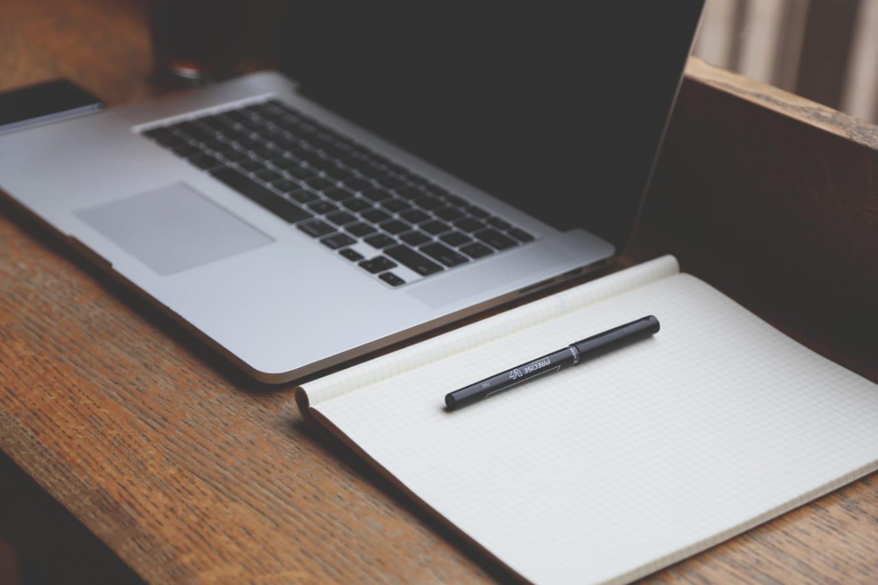 Accountant Laptop